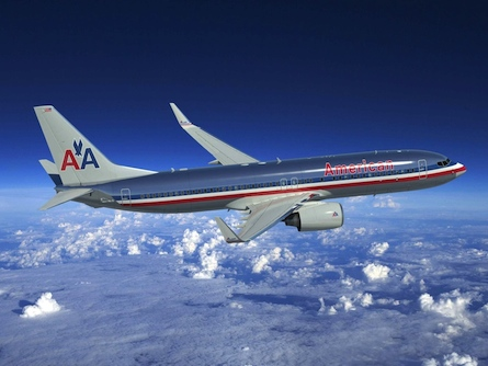 737 RE American Airlines