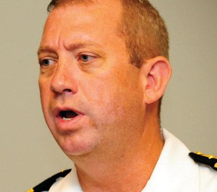 Captain Patrick Smith