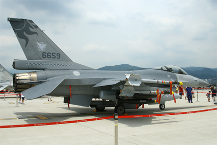Taiwan F-16 - Commercial Aviation on AirSpace