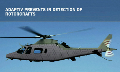 Adaptiv AW109 grab - BAE Systemsb