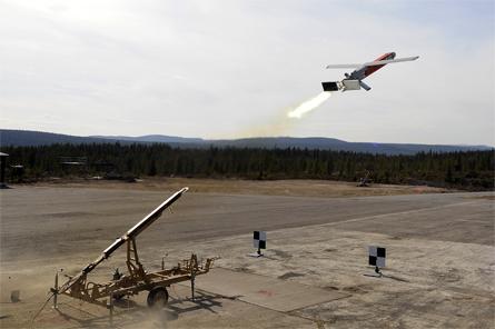 Fire Shadow launch - MBDA