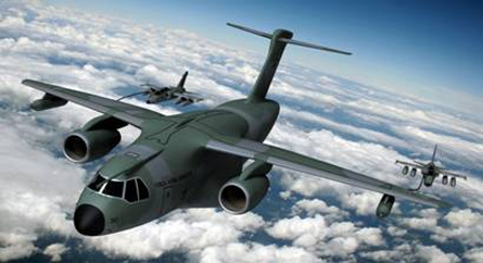 KC-390 tanker - Embraer