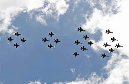 20 Australian Super Hornets - Boeing