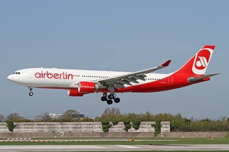 Air Berlin A330