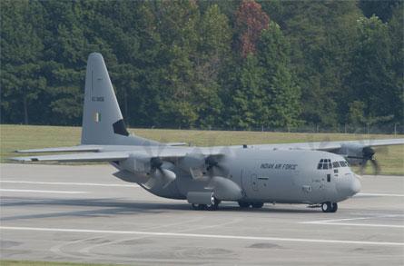 C-130J India - Lockheed Martin
