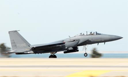 F-15K - US Air Force