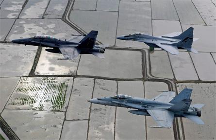 Malaysian Hornet MiG-29 - Commonwealth of Australi