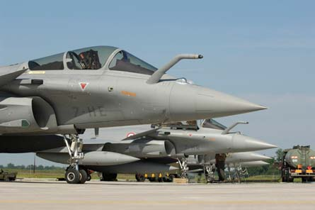 Dassault Rafale,