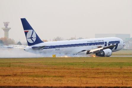 LOT 767 incident