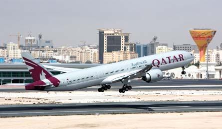 Qatar Airways 777-300ER,