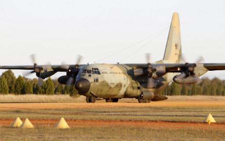 RAAF C-130H - Commonwealth of Australia
