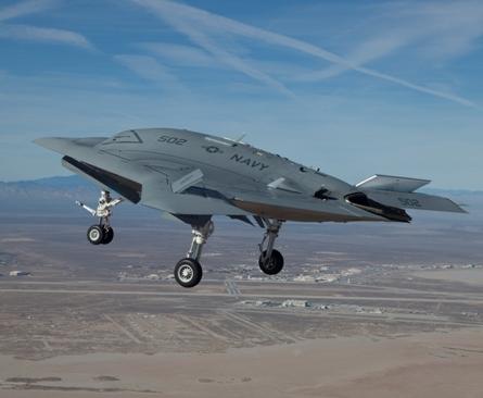 X-47B AV2