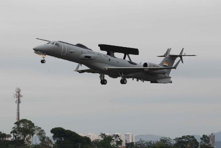 EMB-145 AEW Indian - Embraer
