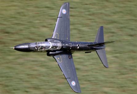 RAF Hawk T1 - M Needham gallery AirSpace