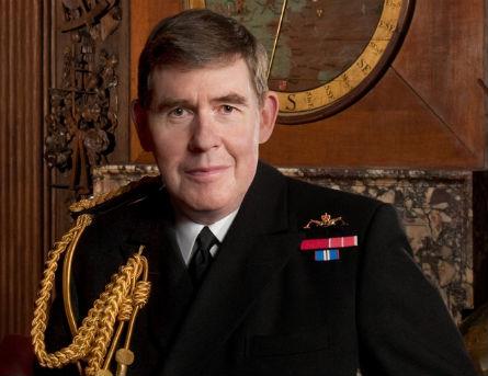 Adm Sir Mark Stanhope - Crown Copyright