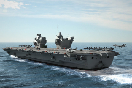 CVF Prince of Wales - Aircraft Carrier Alliance