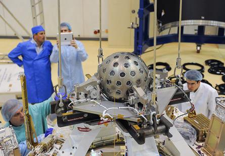 ESA Laser Relativity Satellite (LARES)