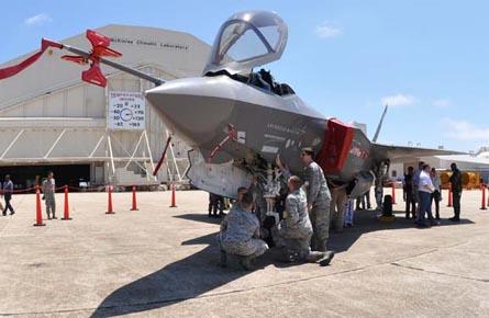 F-35 JSF maintenance