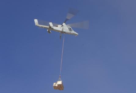 K-Max in Afghan - USMC