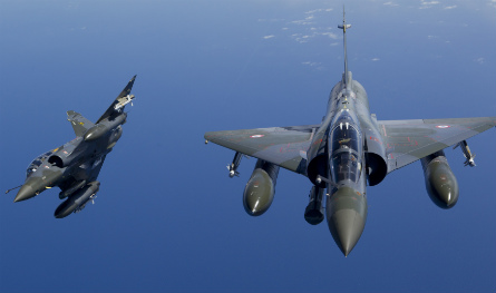 Mirage 2000Ds - French air force