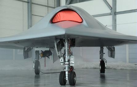 Neuron with bomb - Dassault