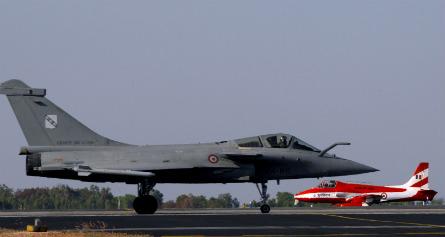 Rafale Aero India - Indian MoD
