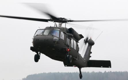 Swedish UH-60M front - Gunnar Åkerberg