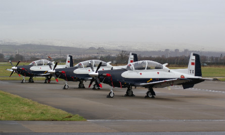 T-6Cs Morocco - Pay Iain Mackenzie
