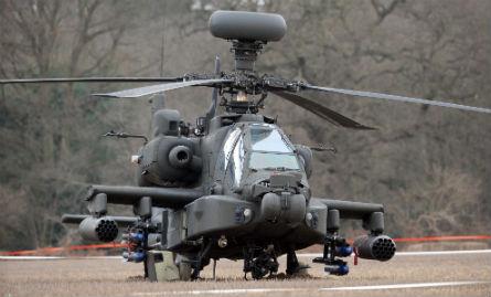 Apache prang front - Rex Features
