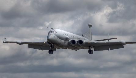 Nimrod MRA4 - Richhrly on AirSpace