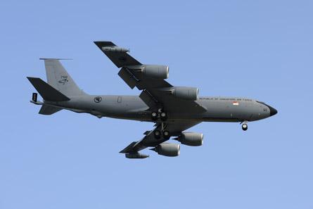 RSAF KC-135 tanker