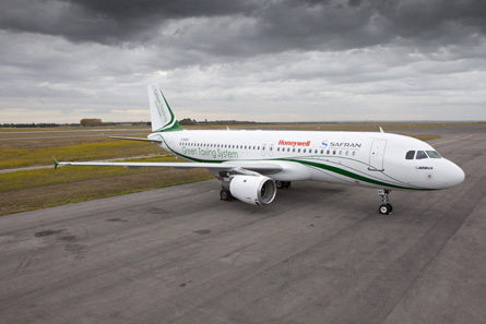"""Safran """"Green Taxiing ststem"""" Airbus A320"""