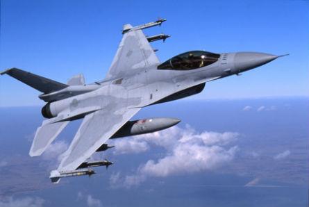 South Korean F-16 - Lockheed Martin