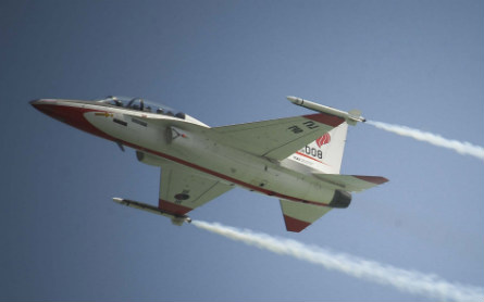 T-50 at Singapore - Slider AirSpace