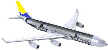 A340 LCF conversion