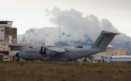 A400M La Paz - Airbus Military