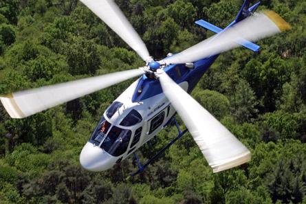 AgustaWestland AW119KE light helicopter