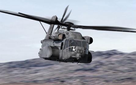 CH-53K - Sikorsky