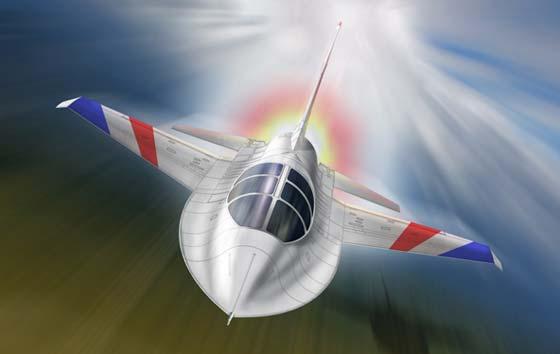 FINT Striker F16AF #10E5BBE