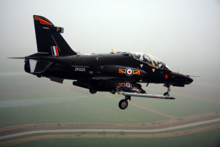 Hawk T2 4 Sqn - Pay Paul Heasman