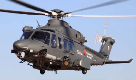 HH-139A - Italian air force