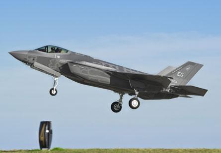 Lockheed Martin F-35A,