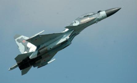 Su-30SM - Vladimir Karnozov