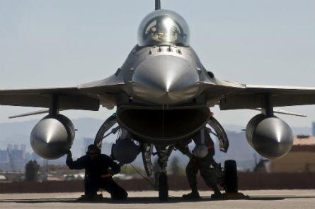 USAF F-16 - US DoD