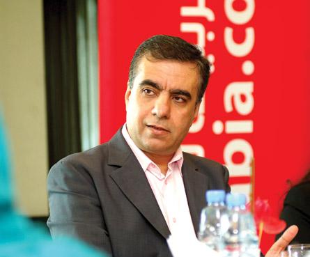 Adel Ali - Air Arabia chief exectutive