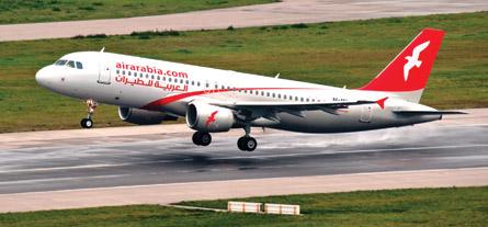 Air Arabia Aircraft