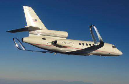 Aviation Partners spiroid winglets