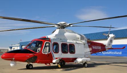 AW139 Egyptian air force - AgustaWestland