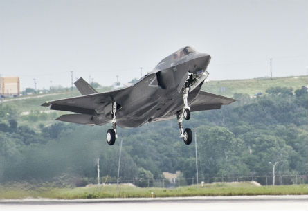 F-35 BK-1 debut - Lockheed Martin
