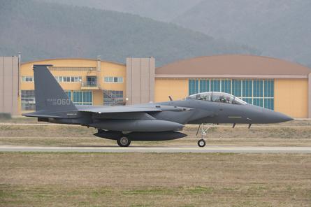 Korea F-15K Silent Eagle